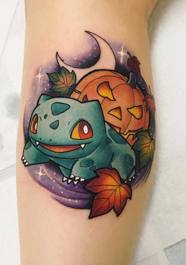 26 Amazing tattoos by Chris Stockings